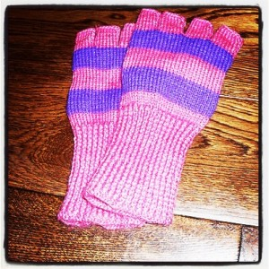 Gloves for Super-Kim (Copyright Corrie B)