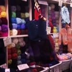 Tavistock -- Piles of Yarn! (Copyright Corrie B)