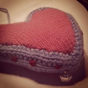 Super-Granny's Pin Cushion (Copyright Corrie B)