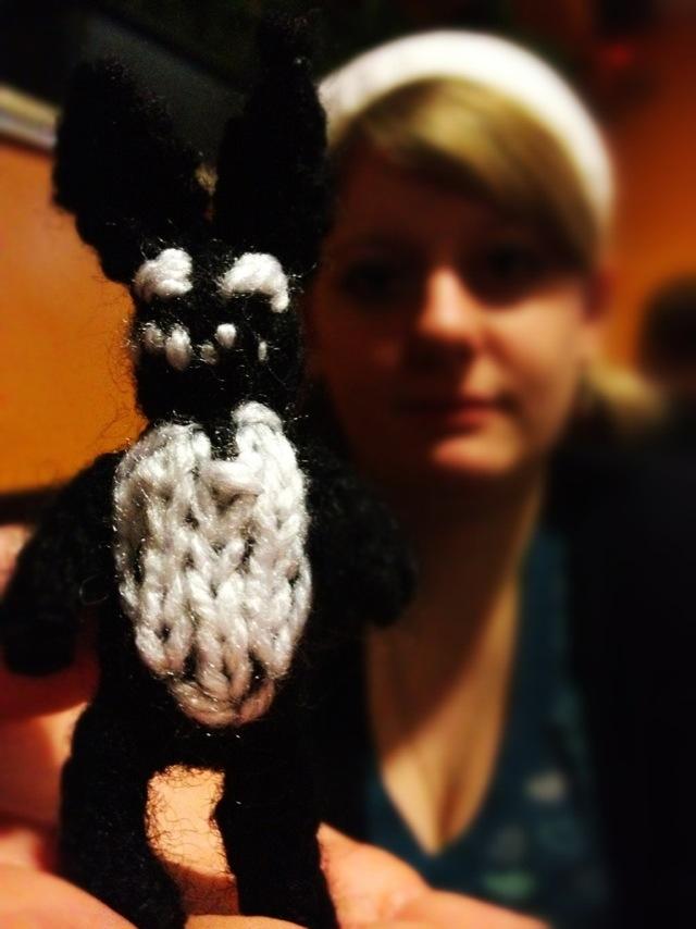 Donnie Darko bunny (Copyright John S)
