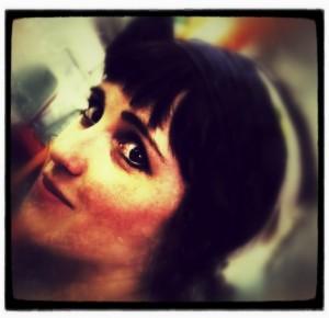 My beautiful friend (Copyright Nadine B)