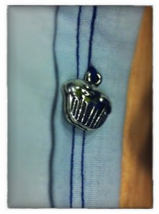 Plutonium Muffins bead (Copyright Corrie B)