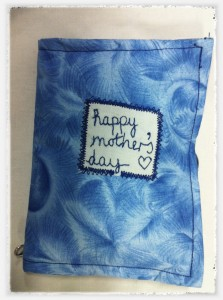 Happy Mother's Day Needle Case (Copyright Corrie B)