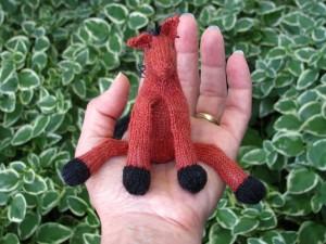 Tiny, tiny horse <3
