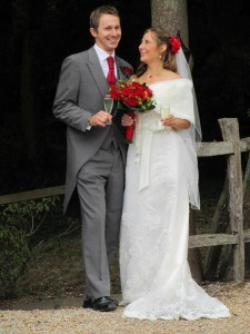 Beautiful Bride and Gorgeous Groom