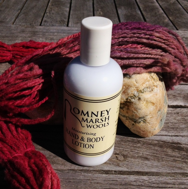 Romney Marsh Wools Hand & Body Lotion