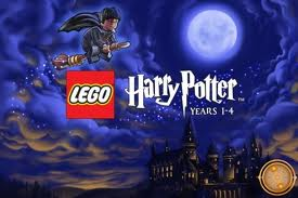 Lego Harry Potter, love it.