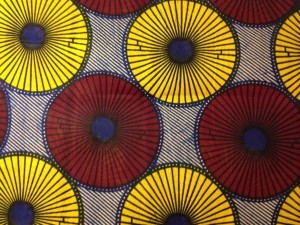 African Fabric.