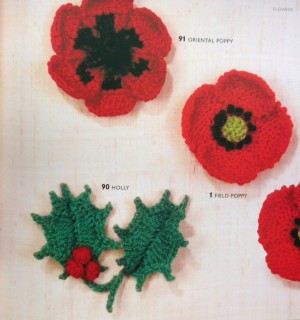 Knitted Poppy Pattern For British Legion : BRITISH LEGION POPPY KNITTING PATTERN DESIGNS & PATTERNS