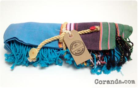A gorgeous beach sarong.