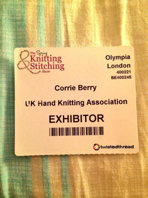 Not content with organising exhibitions in my day job, I am to be exhibiting in my free time too!