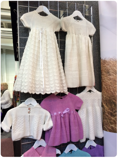 Cashmere child clothes? Your tot would be so comfy!