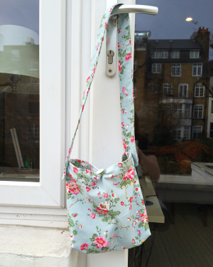 New Cath Kidston bag, hand-sewed by me!