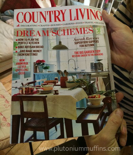 "Featured in ""Country Living"", Native Yarns has come to the attention of the press."
