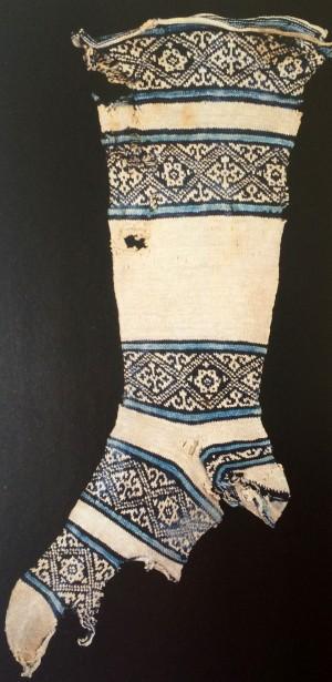 The original 'Egyptian' coptic sock.