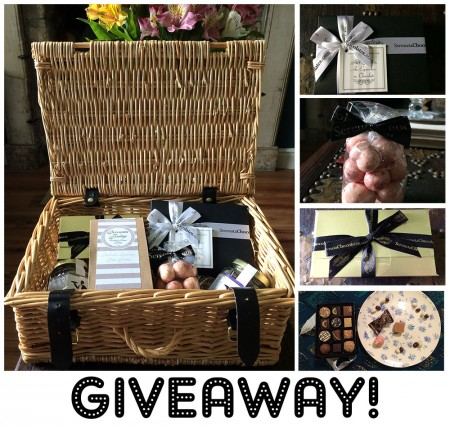 A Chocolate Hamper Giveaway from Serenata