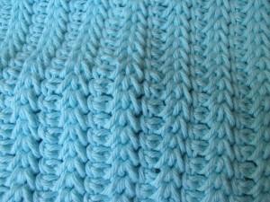 Incredible crochet stitches. Image copyright PixieishBlonde 2014.