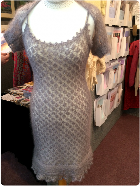 The Jennie Atkinson dress that I will one day knit.