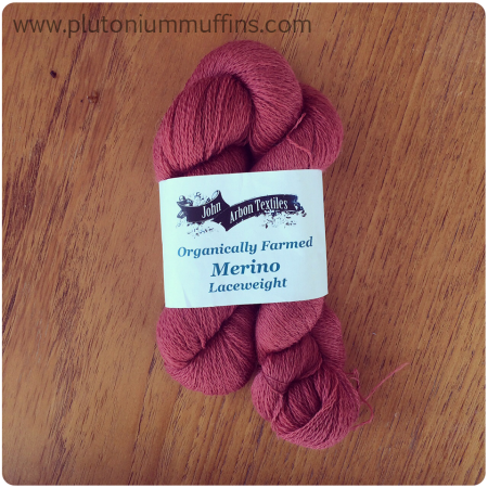 Beautiful merino laceweight - review to come soon!