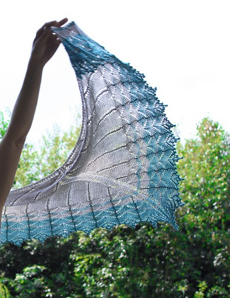 Reneé's Naloa in Yurt and Turquoise.