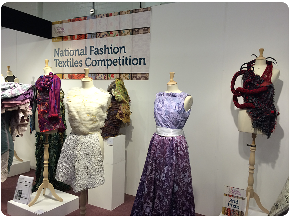 National Knitting And Stitching Show : The Spring Knitting and Stitching Show 2015