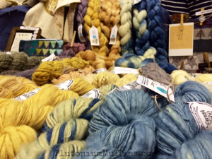 Art Equals Happy, gorgeous rustic yarn!