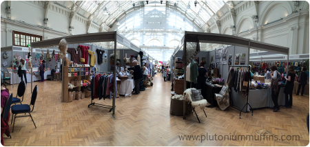 The beautiful Royal Horticultural Hall, a perfect venue.