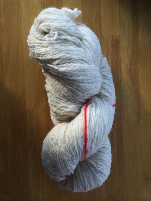 The Resolution Yarn in today's light.
