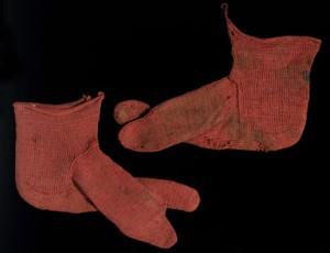 Sandal Socks found in Egypt.