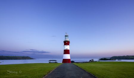 Smeaton's Tower - photo by Stuart Brampton, click to purchase a print from him!