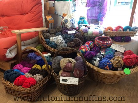 All of the yarns on special this week.