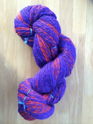 Willy Wonka Yarn - isn't it fun?