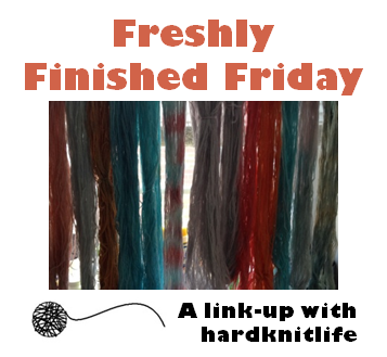 Freshly Finished Friday by hardknitlife