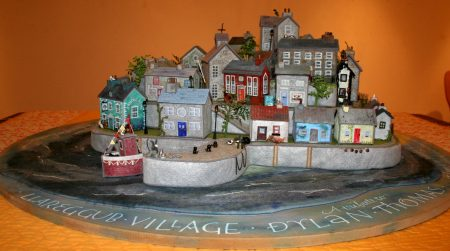 A felted village! Literally cannot wait to have a look at this.