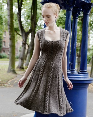 Purl Alpaca Designs Icon Dress