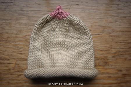 tsaria's boob hat.